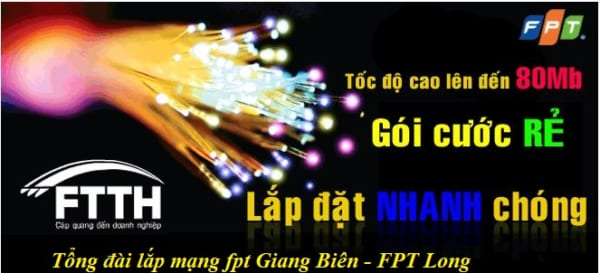 lắp mạng fpt giang biên - fpt long biên