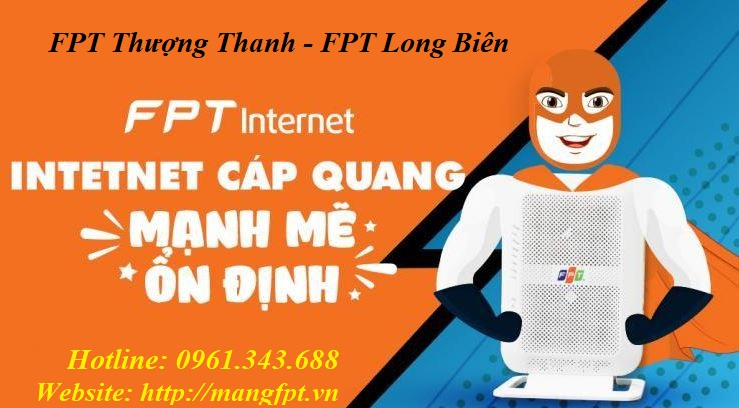 FPT thượng thanh - fpt long biên