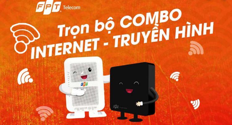 Combo Internet và Truyền hình FPT