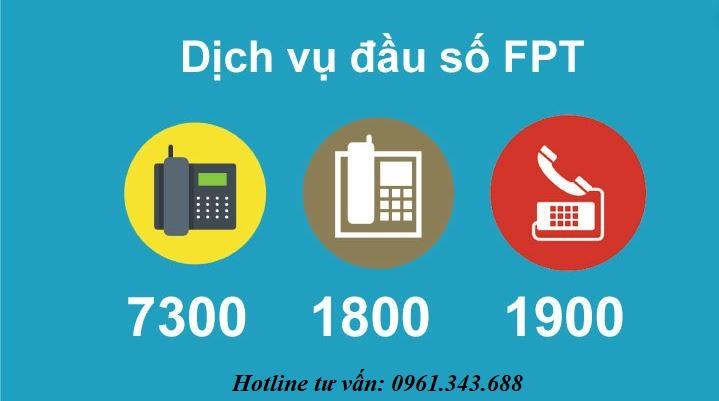 đăng ký đầu số 1900, 1800 fpt