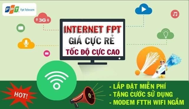 lắp mạng internet fpt phúc lợi