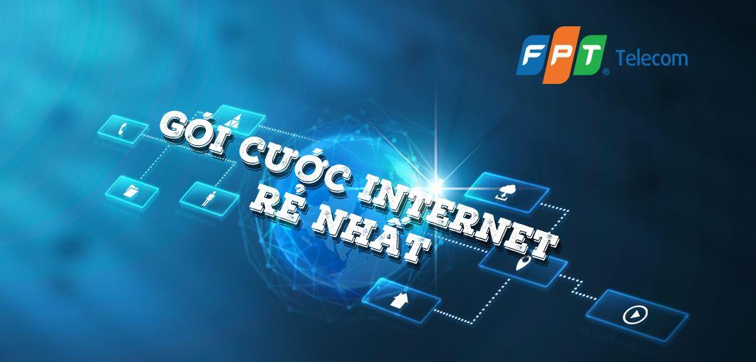 Gói cước FPT - Internet FPT