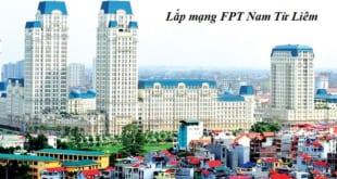 Lắp mạng fpt quận Nam Từ Liêm