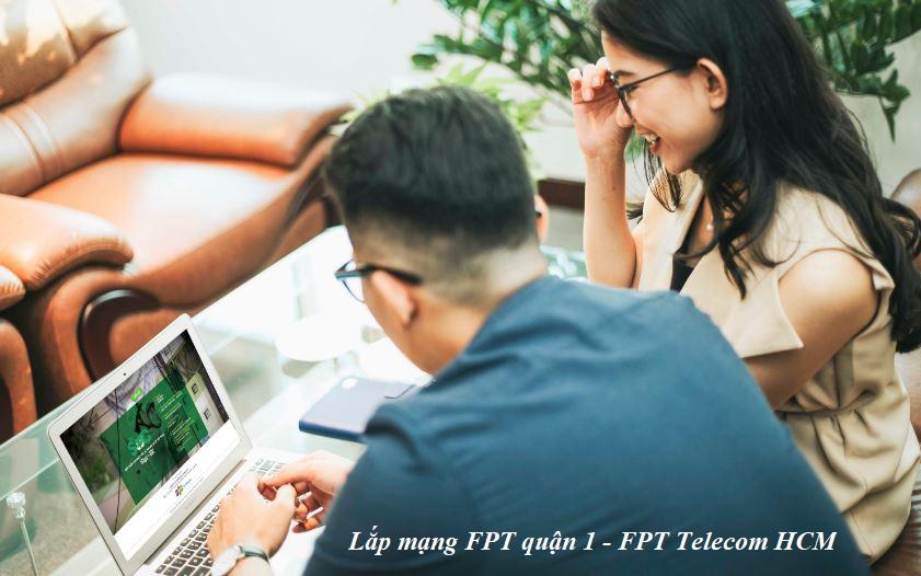 Lắp mạng FPT quận 1