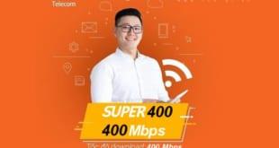 Gói cước Super 400Mbps FPT