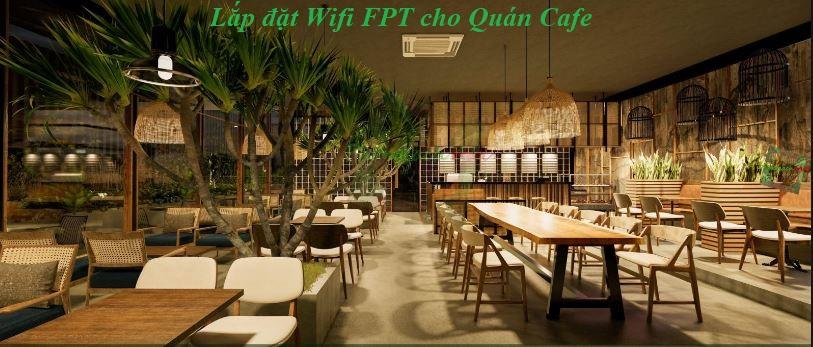 lắp wifi quán cafe