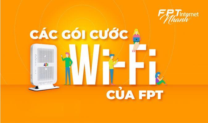 lựa chọn gói mạng wifi FPT phù hợp nhất
