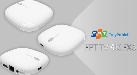 Chất lượng các kênh truyền hình FPT lên tới 4k