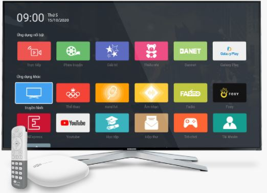 Đánh giá dịch vụ truyền hình FPT TV HD 4K