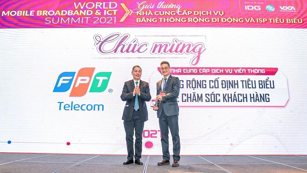 FPT nhà cung cấp dịch vụ Internet băng thông rộng tiêu biểu