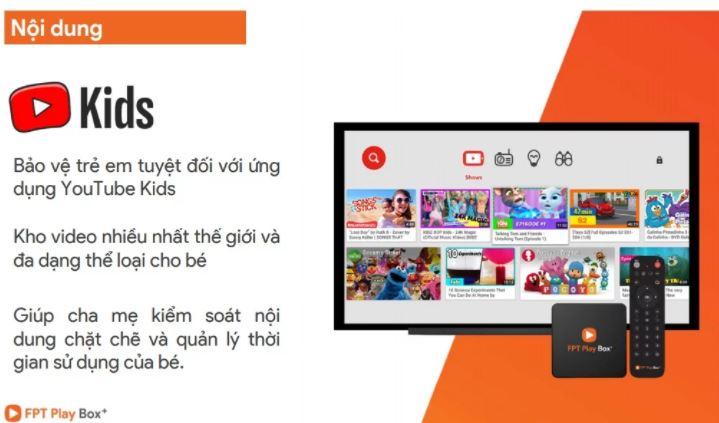 Ứng Youtube Kids